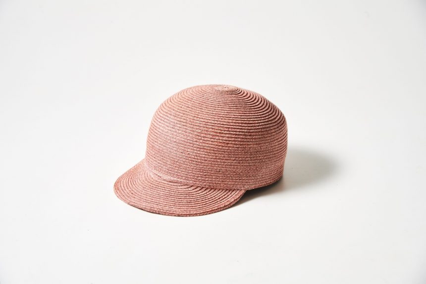 paper cap with perfume (pink)